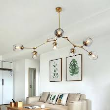 black and gold pendant light modern lights for living dining room bar stairs lighting glass shade black and gold pendant