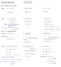 likable kuta algebra 1 solving quadratic equations by factoring solve worksheet answers kutaftware 1lving llc