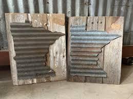 corrugated metal cut out minnesota