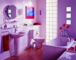 Purple Bathroom Accessories Set Unique Bathroom Accessories Creative Home Design On