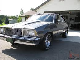 Chevy Malibu 4 Speed Classic G Body Chevrolet 1979 1980 1981 1982