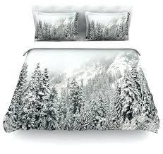 black and white polka dot duvet cover nz robin inson winter wonderland white gray duvet cover