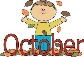 Image result for october clipart school