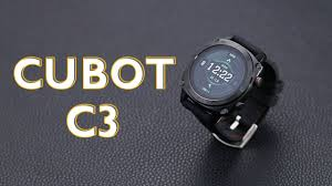 Best Bugdet <b>Cubot C3 Smart</b> Watch Review - YouTube