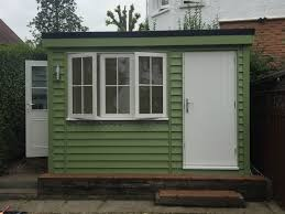 Garden shed office Pod Home Design And Furniture Ideas Garden Room And Shed The Garden Room Guide