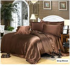 cal king luxury bedding luxury silk bedding sets brown satin cal king size queen full quilt cal king luxury bedding
