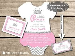 Onesie Baby Shower Invitations Onesie Baby Shower Invitations Template Lera Mera Business