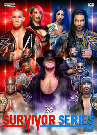 WWE Survivor Series 2020 Poster by Chirantha on DeviantArt