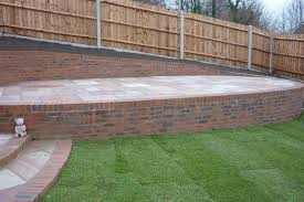 Small Picture Brick retaining wall Outside Pinterest Retaining walls