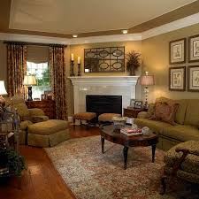 Gorgeous Tips For Arranging Living Room Furniture  Living Room Traditional Living Room Curtains
