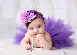 Dark Purple Baby Tutu Purple Newborn Tutus Tulle Baby Tutu