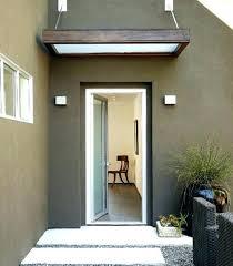 diy door awnings awning kit front door awnings metal house canopies kitchen window diy wood door