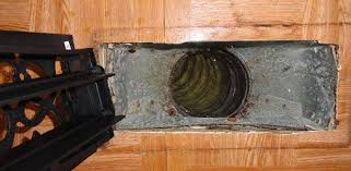 ducts in your home may be dirty and need cleaning after remodeling