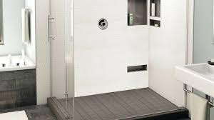 shower options shower floor options nz