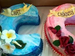 Guru Chef Rohan Creates A Birthday Cake For Husband Wife Youtube