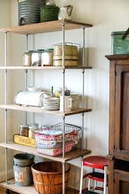 kitchen standing shelves in the laundry room small free standing kitchen shelves