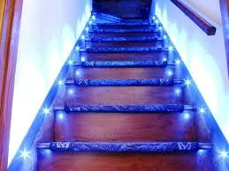 led indoor stair lighting