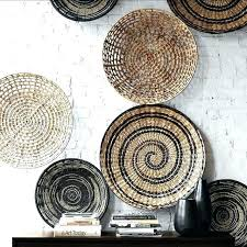 woven wall art woven wall baskets woven basket wall art 0 lovely decoration fresh decorative bowl
