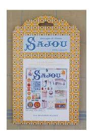A New Chart Of History Poster Sajou History To Embroider Museums And Heritage