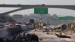 Wrong-Way Driver Causes Fiery, Fatal Crash on I-805 in University ...
