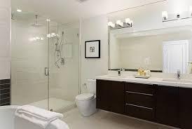 modern bathroom lighting fixtures chrome with modern bathroom contemporary bathroom design