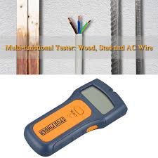 3 of 9 digital wall scanner 3 in 1 metal detector wood stud finder ac wire pinpointer