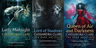 the book depository official reveal post review of lady midnight review of lord of shadows