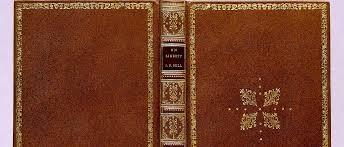 period bookbinding