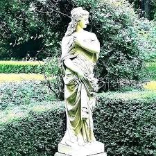 concrete garden statue garden ornaments backyard statues yard ornaments garden statues near