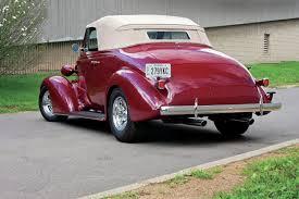 1937 Chevrolet Cabriolet - Cabernet Cabriolet - Hot Rod Network