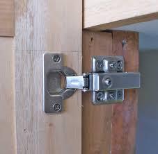 cabinet door hinges types installation