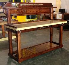 Kitchen Work Table Wood Alluring Wood Work Bench Pics For Wood Table