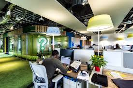 the google office. The Google Headquarters In Ireland - Behind Scenes Office