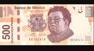 Money Conversion Chart Pesos To Dollars What Is The Value Of A Mexican 500 Peso Coin Quora