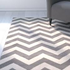 grey and white chevron rug area designs red zig zag