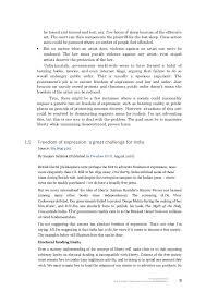 Freedom of Expression in India  Free Speech   Sanjay Austa International Journalism Festival