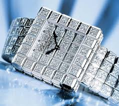 top 10 most expensive watches for men this is amazing beautiful watch it is equipped top quality diamond of 60 karats this watch and bracelet is water resistant to 100 feet and also