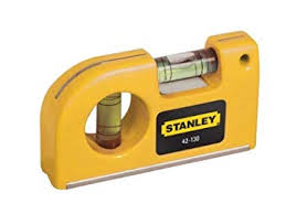 Stanley 042130 Magnetic Horizontal/ Vertical <b>Pocket Level</b>: Amazon ...