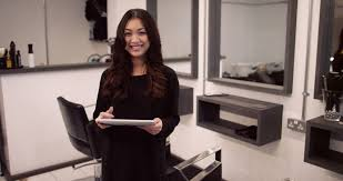 Salon Manager Portrait Of A Salon Manager Stock Footage Video 100 Royalty Free