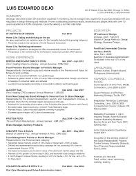 Sample Resume For New Product Development Engineer Product