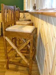 white rustic bar stools. Perfect Rustic Rustic Bar Stools Inside White O
