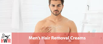 8 best hair removal creams for men