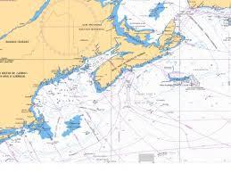 Cape Breton To A Cape Cod Marine Chart Ca4003_1