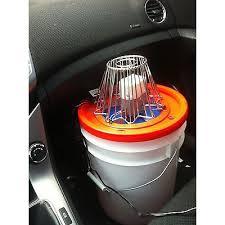 portable bucket 12v car auto cooler air