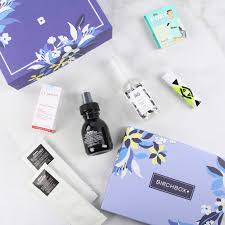 birchbox is a discovery box that will send you 5 sles and deluxe size makeup skincare and hair care s with an occasional full size item