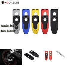 2pcs For Yamaha R15 V3 Chain Adjuster <b>KODASKIN</b> Motorcycle ...