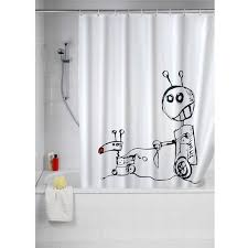 10 Funny Shower Curtains For Your Bathroom - Housely