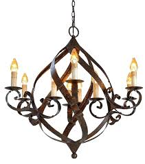 staggering chandelier rustic chic chandelier rustic dining room lighting hanging pattern brown iron with 9 neon