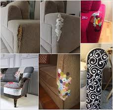 diy chair slipcover fix your torn or cat scratched couch with the following 13 boom