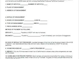 44 Ceo Contract Template, Has The Company Correctly Signed The ...